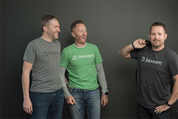 Team of Experts at Blooom